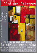 Exposition «L'été des peintres»