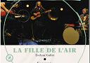 La Fille de l' Air en concert Jeudi 23 Septembre à 20h30 au Temple de La Pervenche